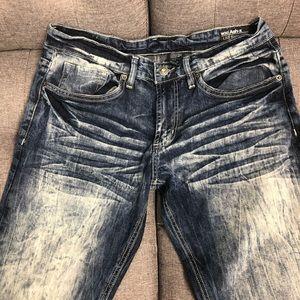 Buffalo Men's David Bitton distressed Jeans